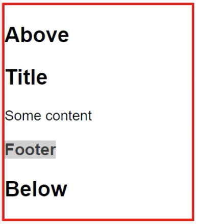 Multiple select tags