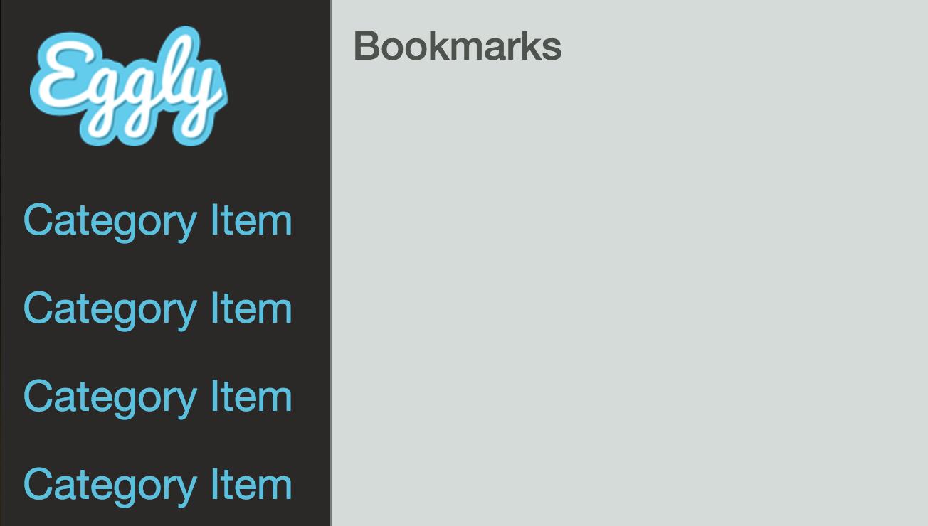 Categories Sidebar