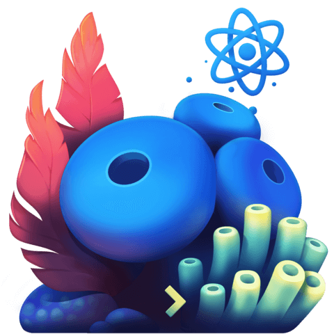 illustration for Scale React Development with Nx