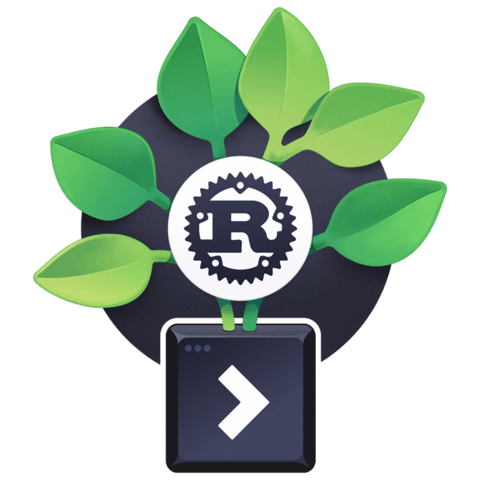 illustration for Creating a Digital Garden CLI with Rust