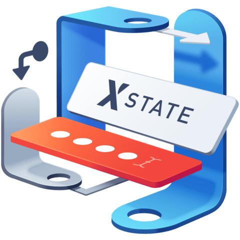 illustration for Construct Sturdy UIs with XState