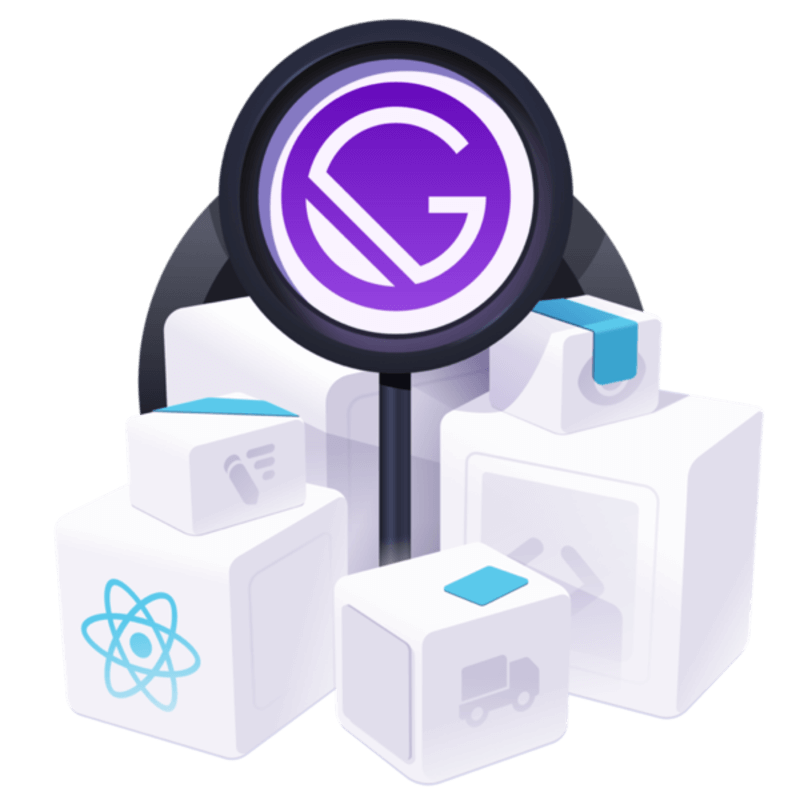 illustration for Eject create-react-app and Use Gatsby for Advanced React App Development
