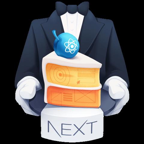 illustration for Build a Server-rendered ReactJS Application with Next.js v4