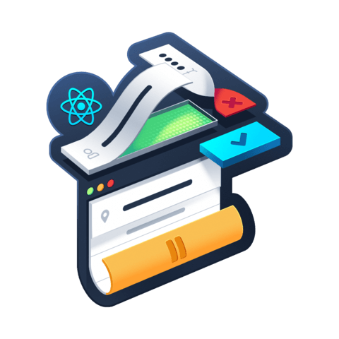 illustration for Manage React Form State with redux-form