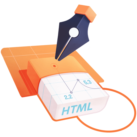 illustration for Create Graphics with HTML Canvas