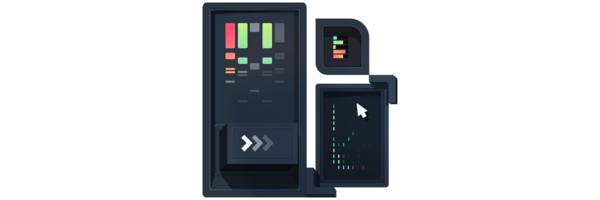 Wrangle your terminal with tmux
