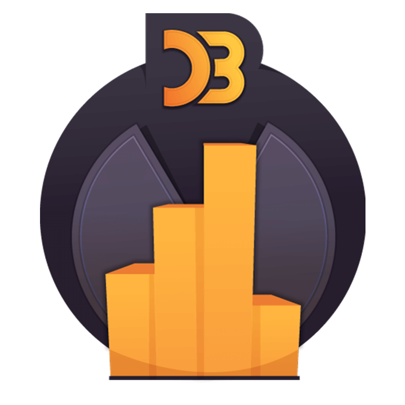 illustration for Use D3 (v3) to Build Interactive Charts with JavaScript