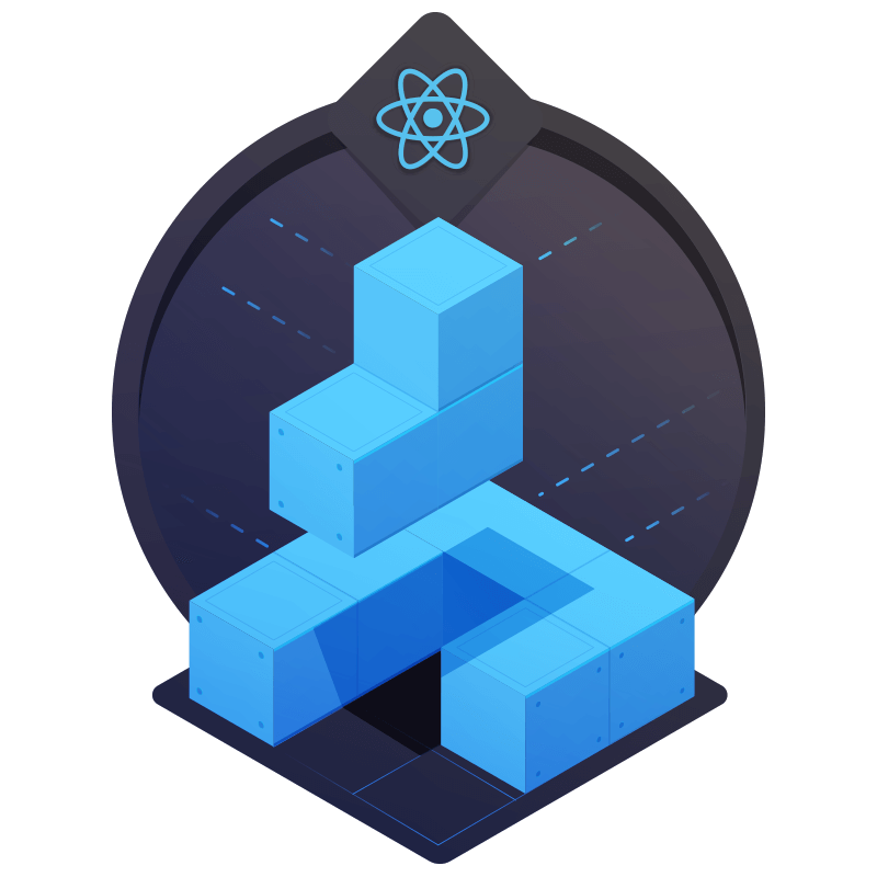 illustration for Start Using React to Build Web Applications