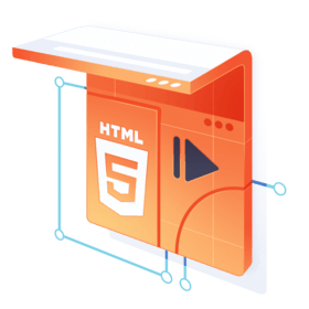 illustration for Learn HTML5 Graphics and Animation