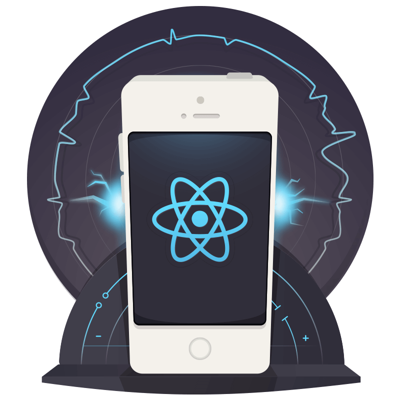 illustration for React Native Fundamentals