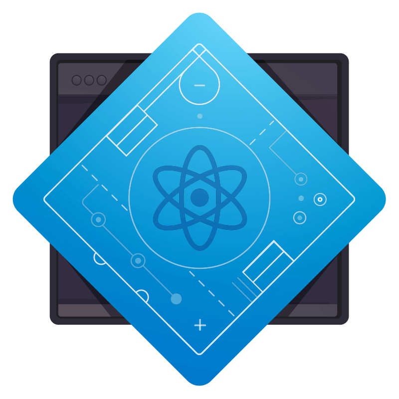 illustration for Build Your First React.js App