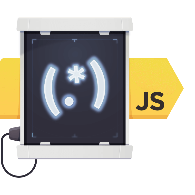 Regex in Javascript from @joemaddalone on @eggheadio