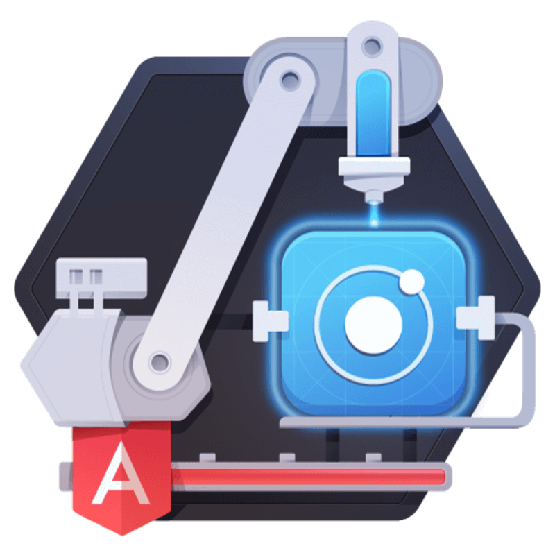 illustration for Building an Angular 1.x Ionic Application