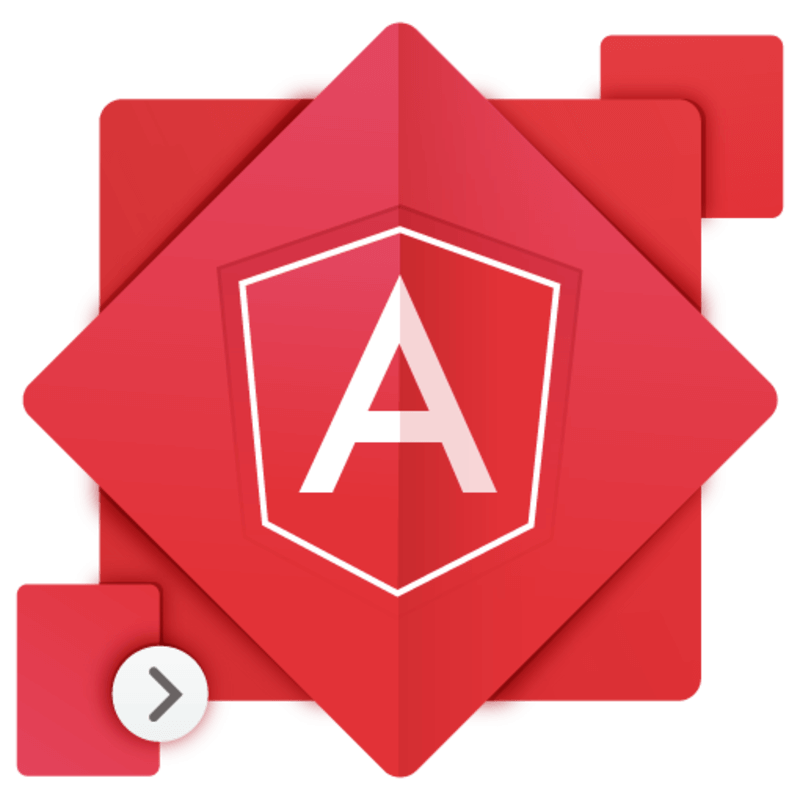 Angular Material: Containers with the Layout API from