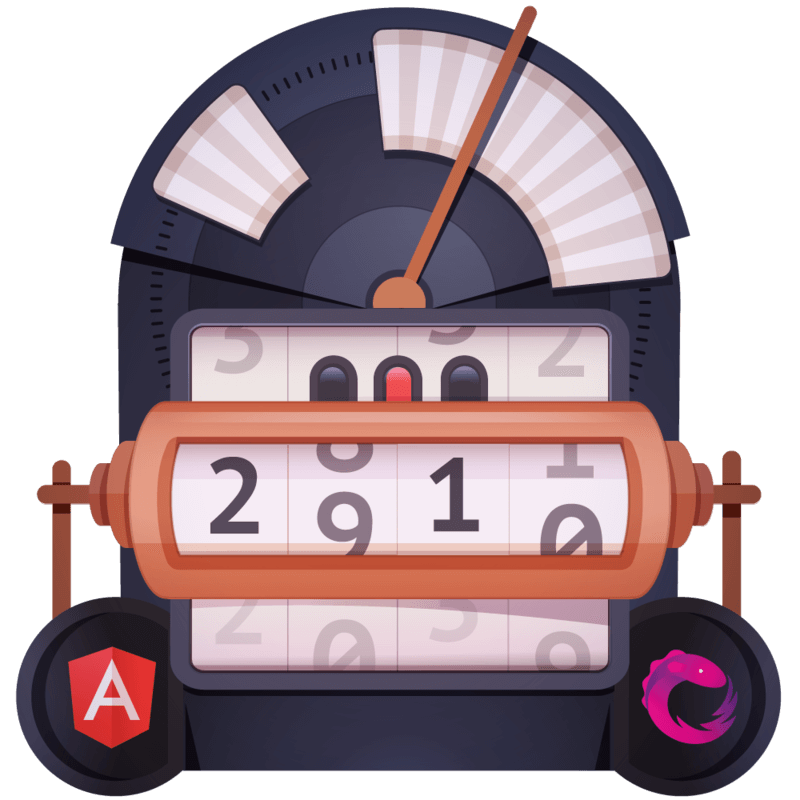 illustration for Build Redux Style Applications with Angular, RxJS, and ngrx/store