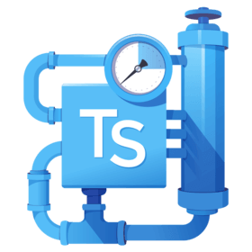illustration for Up and Running with TypeScript
