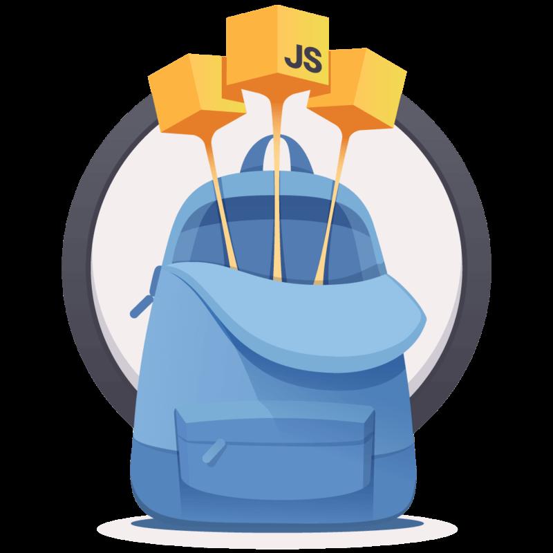 illustration for Using Webpack for Production JavaScript Applications