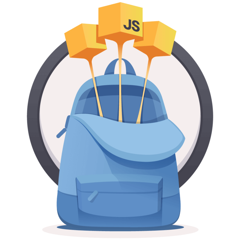 illustration for Using Webpack for Production JavaScript Applications