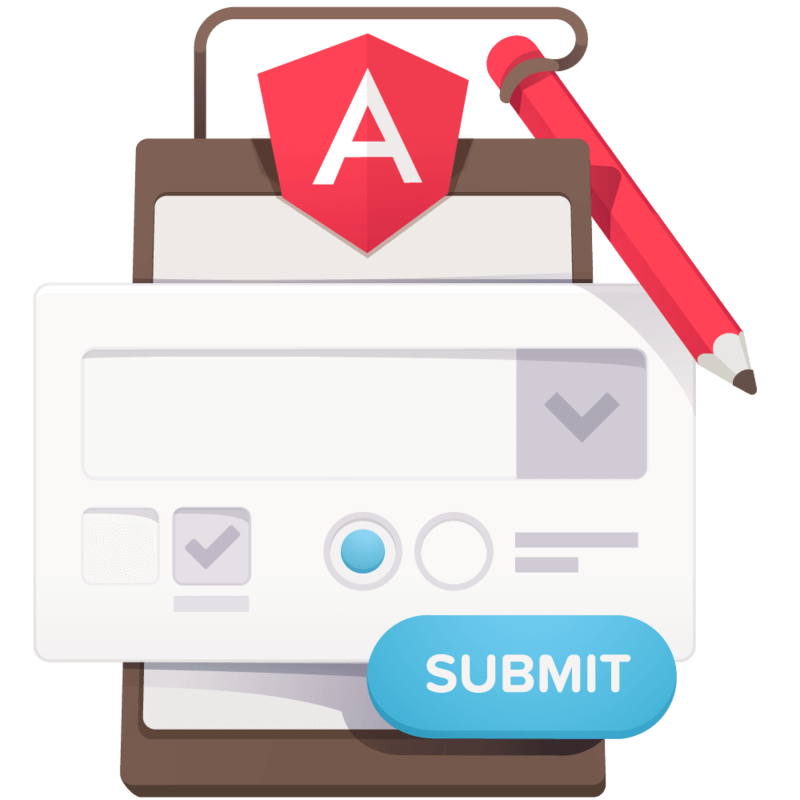 illustration for Learn the Basics of Angular Forms