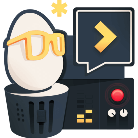 illustration for Record Badass Screencasts for egghead.io