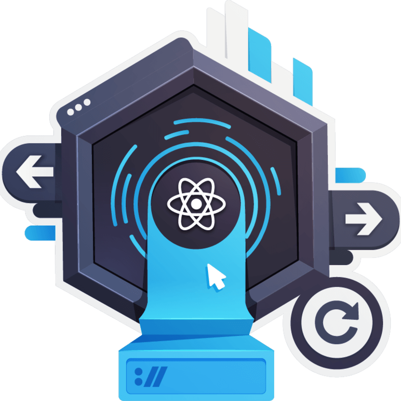 illustration for Build Your First Production Quality React App