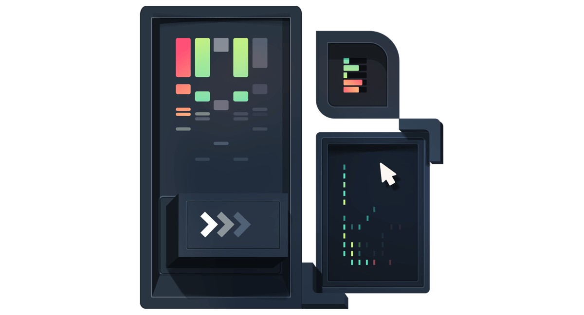 Organize your terminal using tmux panes from @brindelle on @eggheadio