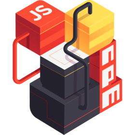 illustration for Publish JavaScript packages on npm
