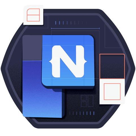 illustration for Build Basic NativeScript App Templates