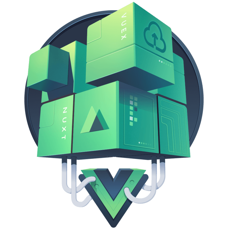 illustration for Build a Server Rendered Vue.js App with Nuxt and Vuex