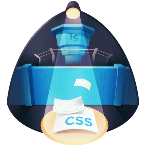 illustration for Maintainable CSS using TypeStyle