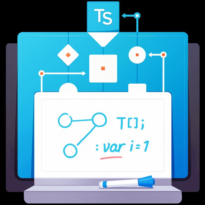 illustration for Build Algorithms using Typescript