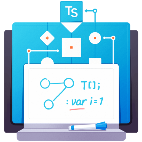 illustration for Build Algorithms using Typescript