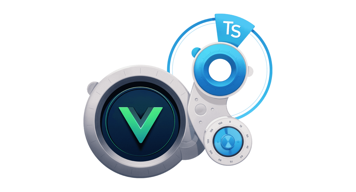 Write a Vue Component as a Class in TypeScript from