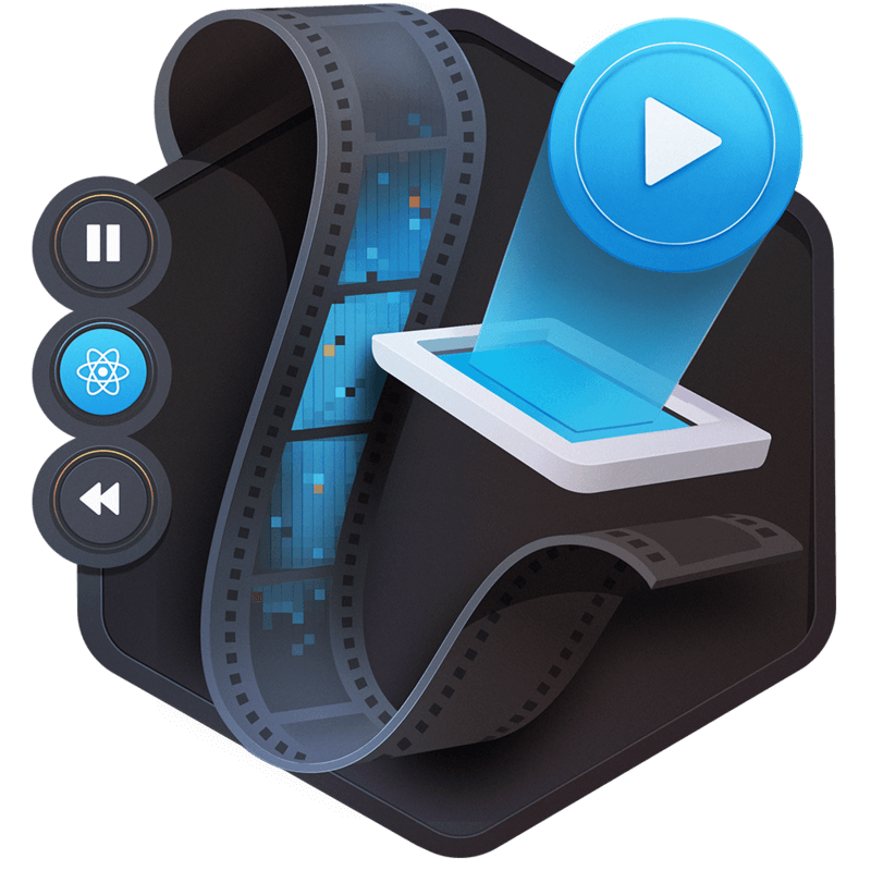 illustration for Fundamentals of React Native Video