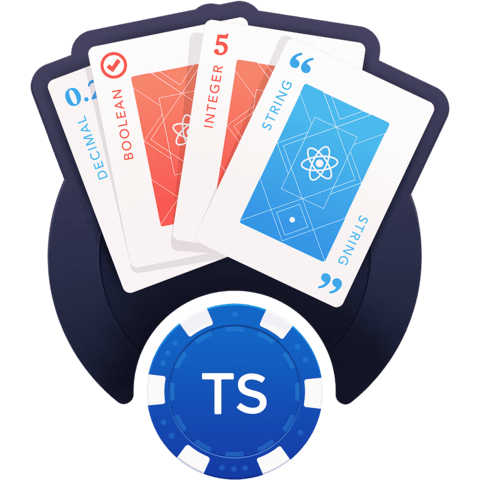 illustration for Use TypeScript to develop React Applications