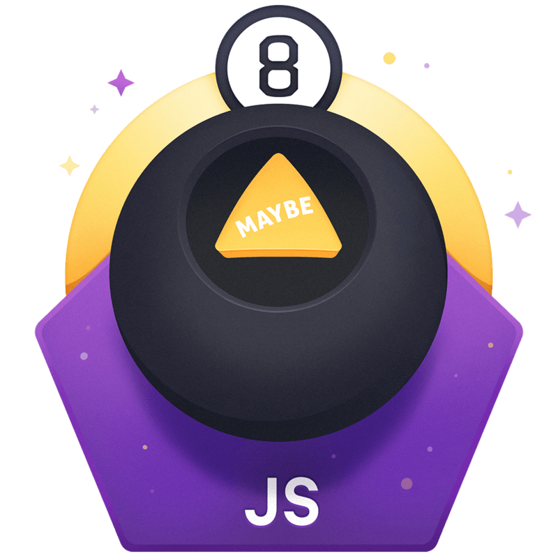 Safer JavaScript with the Maybe Type from @avanslaars on @eggheadio