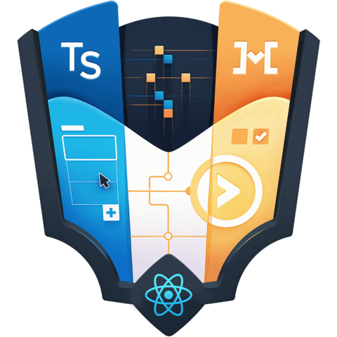 illustration for Develop React Applications with Mobx and TypeScript