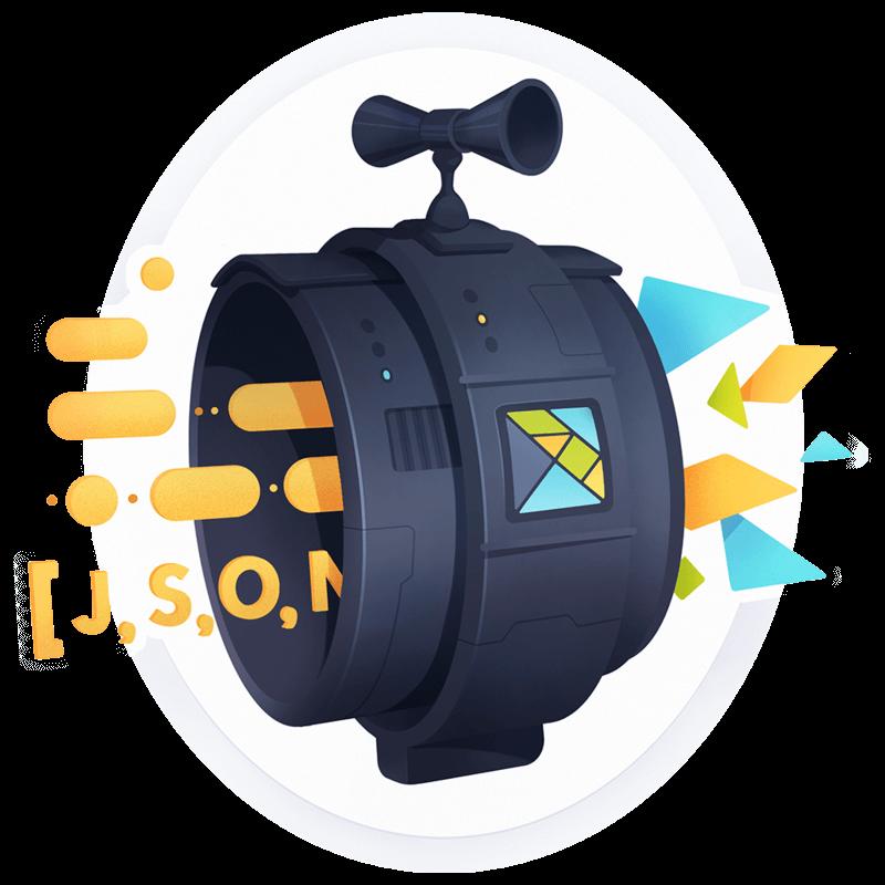 illustration for Decode JSON into Elm