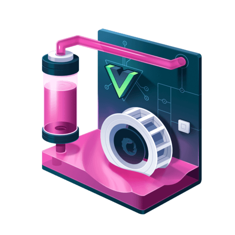 illustration for Build Async Vue.js Apps with RxJS