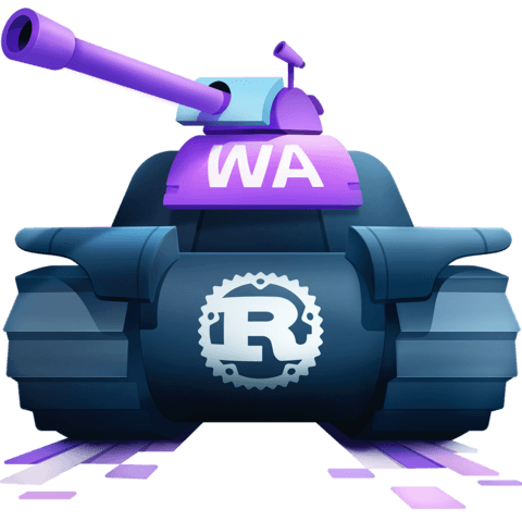 illustration for Using WebAssembly with Rust