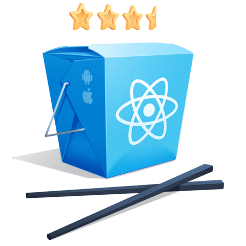 illustration for Build a React Native Application for iOS and Android from Start to Finish