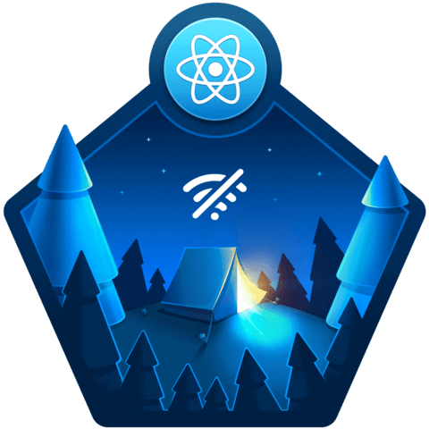 illustration for Progressive Web Apps in React with create-react-app