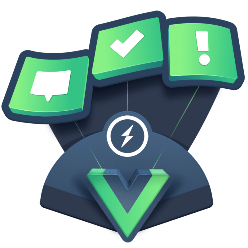 Connect a Vue js Component to a Socket io server from @markbarton on